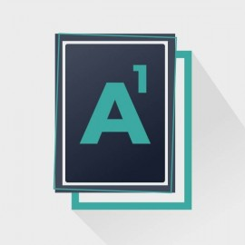 Plakat jednostronny - A1