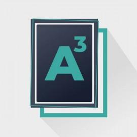 Plakat jednostronny - A3